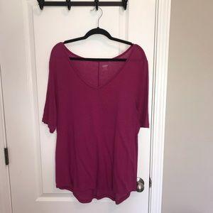 Women's Old Navy Short-Sleeve Blouse